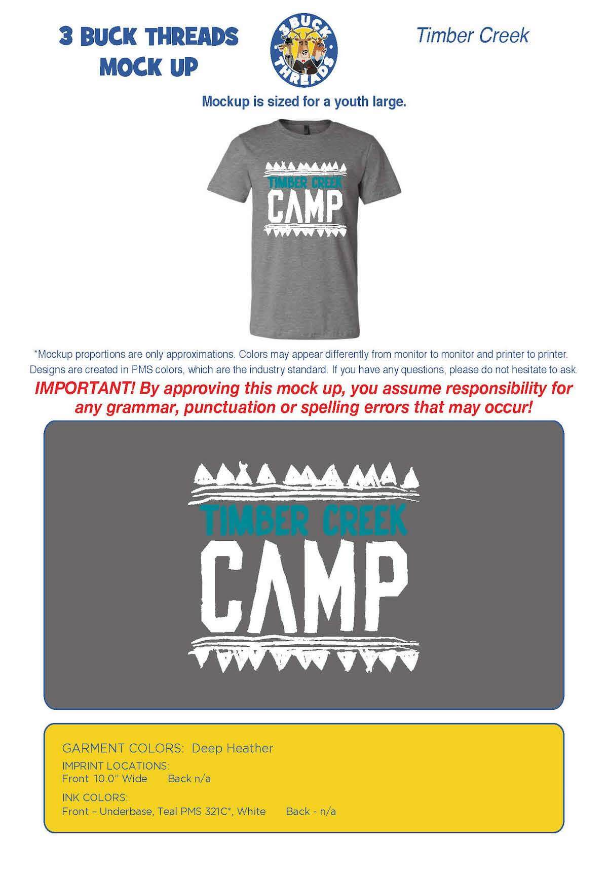 Camps: Clubs